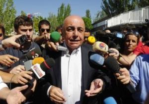 Галлиани пообещал Тевесу подождать его до конца января