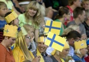 Во время Евро-2012 в Киеве планируют проживать около шести тысяч шведов