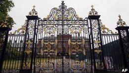 Лондон-2012: Россия арендует сады для приемов у королевы
