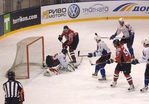 Столичные хоккейные команды обыграли гостей из Донецка и Харькова