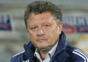 Маркевич: Шансы на выход из группы на Евро-2012 есть