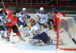 Хоккей: Донбасс обыграл санкт-петербургский ХК ВМФ