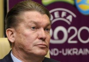 Блохин рассказал о первостепенной задаче сборной Украины на Евро-2012