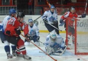 Хоккей: Донбасс-2 наносит Соколу первое поражение в чемпионате Украины
