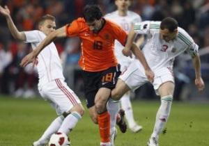 Ван Нистелрой просится в сборную Голландии на Евро-2012
