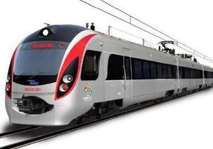 В Корее состоялась передача Украине первого скоростного поезда Hyundai