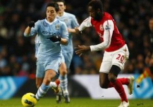 МанСити добыл трудную победу над Арсеналом