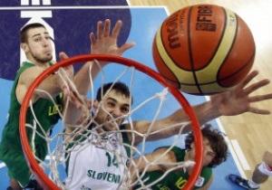 Чемпионат Европы по баскетболу в 2015 году пройдет в Украине