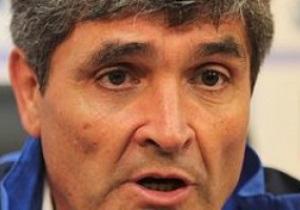 СМИ: Наставник Днепра может возглавить Атлетико