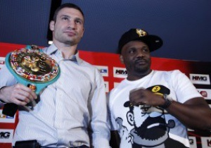 Чемпион Европы в супертяжелом весе уверен, что Кличко нокаутирует Чисору