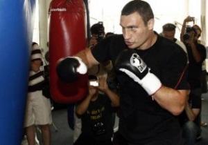 Российский боксер: С Кличко нужно биться по-наглому