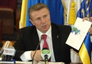 Глава НОК: Для удачного выступления сборной Украины на Олимпиаде-2012 необходимо 400 млн грн