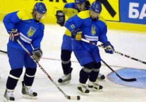 Сборная Украины по хоккею обыграла Польшу на турнире в Румынии