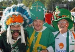 Ryanair предлагает фанатам сборной Ирландии однодневные туры в Польшу на матчи Евро-2012