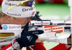 Хохфильцен: Бо выиграл спринт, украинцы - за пределами двадцатки