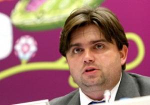 Лубкивский: В том, что во время Евро-2012 в Украине будут жить только сборные Швеции и Франции, трагедии нет