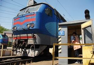 Киевское депо для скоростных поездов Hyundai оборудуют на станции Дарница