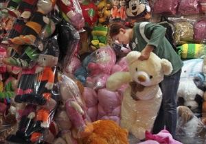 Больше половины детских игрушек в Украине не соответствует госстандартам