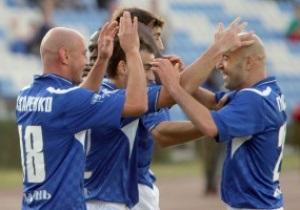 Футбольный клуб Таврия сменил учредителя