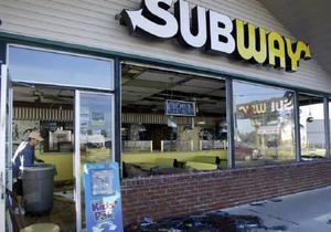 Ъ: На украинский рынок выходит крупнейшая в мире сеть фастфудов Subway