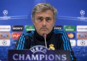 Моуриньо уверен, что у Барселоны нет преимущества над Реалом