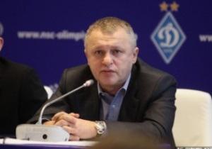 Суркис рассказал, как будут распределяться доходы от матчей Динамо на НСК Олимпийский