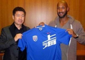 Китайский клуб официально представил Анелька