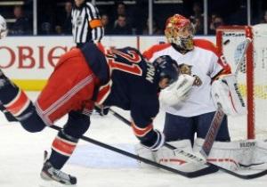 NHL: Рейнджеры загнали Пантер