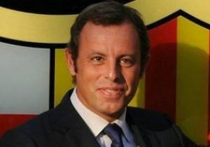Президент Барселоны: Мы устроили Реалу настоящую баню