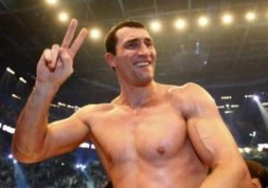 Владимир Кличко стал боксером года