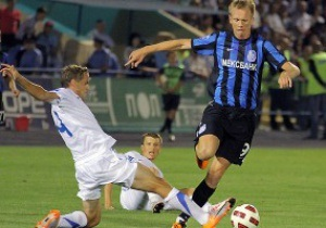 Днепр завершил первую половину сезона победой над Черноморцем