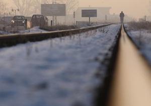 В воскресенье Укрзалізниця вводит новый график движения поездов международного сообщения