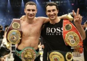 Американский боксер: Кличко одни из лучших супертяжеловесов в истории бокса