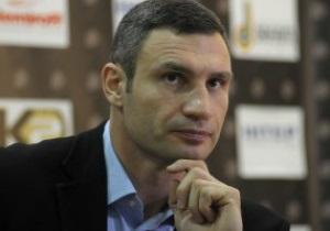 Виталий Кличко примет участие в программе Познера