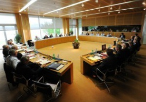 Исполком UEFA внес изменения в регламент Евро-2012