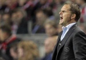 Тренера Аякса насторожила крупная победа Лиона в Загребе