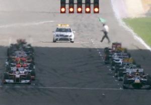 Календарь Формулы-1 на сезон-2012 остался без изменений