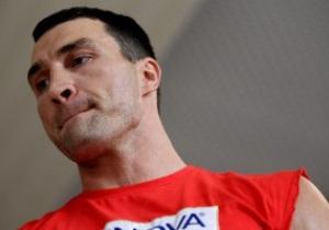 Врач Кличко: Через 10 дней Владимир будет в форме