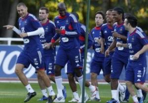 Евро-2012: сборная Франции будет жить в Донецке