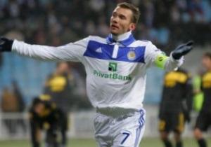 Шевченко может пропустить оставшиеся матчи Динамо в этом году