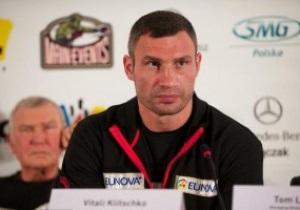 Виталий Кличко: Володя скоро поправится и обязательно порадует блестящим поединком