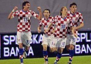 Евро-2012: Сборная Хорватии отказалась от базы в Донецке