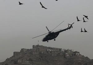 Украина подписала соглашение о модернизации боевых вертолетов