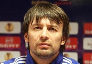Динамо потеряло Шовковского