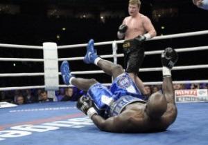 Поветкин защитил титул чемпиона мира по версии WBA в бою с американцем