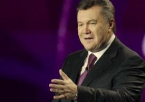 Янукович оговорился, приглашая всех в Украину на Евро-2012