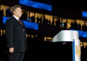 Янукович примет участие в жеребьевке Евро-2012