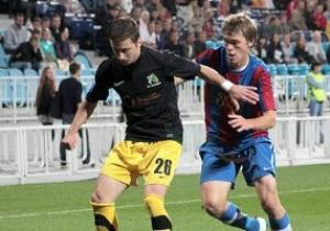 Игрок Александрии подтвердил интерес со стороны Динамо
