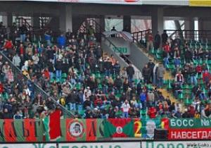 В Москве футбольные фанаты напали на болельщиков австрийского Штурма