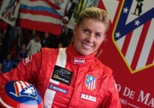 Команда Формулы-1 намерена подписать контракт с испанской гонщицей